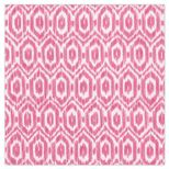 Cocktail Napkins Amala Ikat Fuchsia