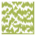 Cocktail Napkins Moire Green