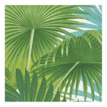 Cocktail Napkins Palm Fronds