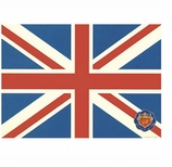 Decorative Art Prints Union Jack Flag