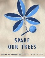 Eco Friendly 'Spare Our Trees' Totes