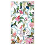 Hand Towels Hummingbird Trellis