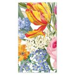 Hand Towels Redoute Floral Ivory