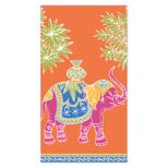 Hand Towels Royal Elephant Pink