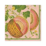 Lunch Napkins Melons Pink