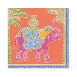 Lunch Napkins Royal Elephant Pink