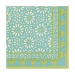 Lunch Napkins Turquoise