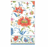 Paper Hand Towels Holiday Blue