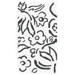Paper Hand Towels Matisse Black