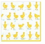 Paper Napkins Lunch Size Ducks