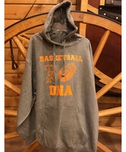 Basketball It's In My DNA Hooded Sweatshirt