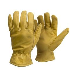 Midwest Glove #950 Genuine Elkskin Gloves - Made in the USA