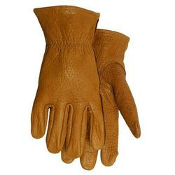 Midwest Gloves #650 Buffalo Leather Gloves - Made in the USA