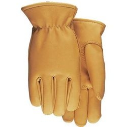 Midwest Gloves #688 Top Grain Cowhide Gloves - Made in the USA