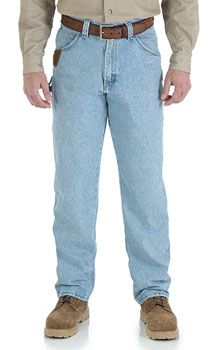 Riggs Work Horse Relaxed Fit jeans - discontinued
