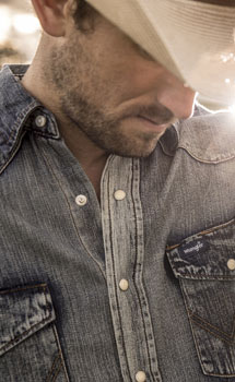 Wrangler Mens shirts & Accessories