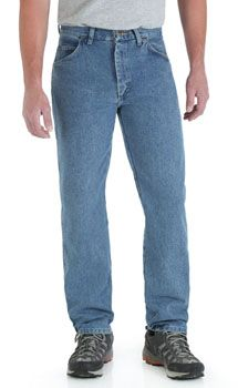 Wrangler Rugged Wear Classic Fit jeans - discontinued
