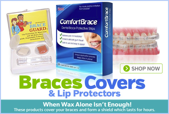 Braces Covers and Lip Protectors
