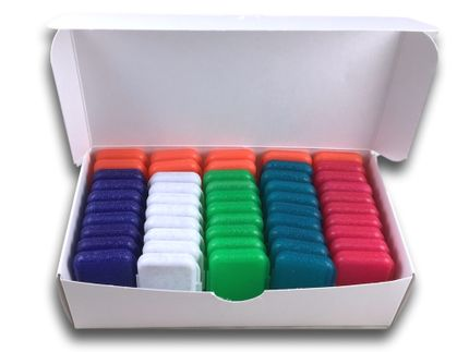 Orthodontic Dental Wax for Braces - Box of 50