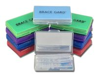 """Silicone Dental """"Wax"""" for Braces - 10 Pack"""