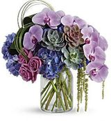 Exquisite Elegance Bouquet DX