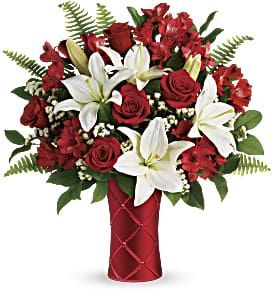Sweetest Satin Bouquet PM