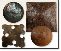 Clavos Nailheads - Rustic Iron Hardware