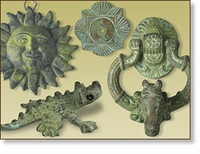 Mexican Bronze Accents