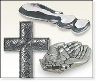 Mexican Pewter Home Accents