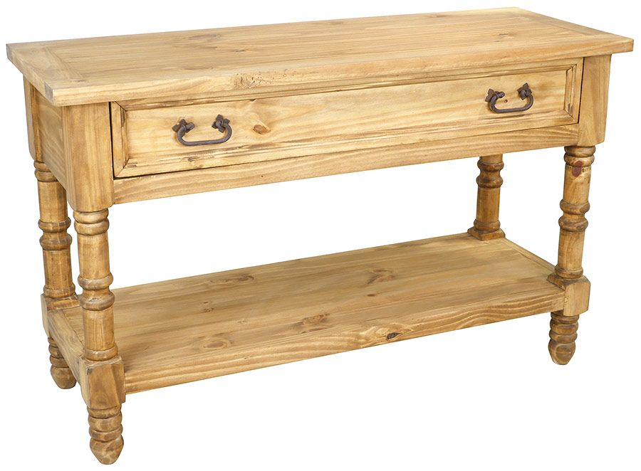 Remarkable Mexican Sofa Table With Drawer Caraccident5 Cool Chair Designs And Ideas Caraccident5Info