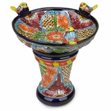 Talavera Flower Pots, Planters and Mexican Garden Pottery