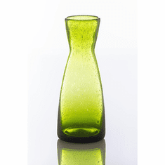 Abigails Carafe with Bubbles Army Green (Set of 2)