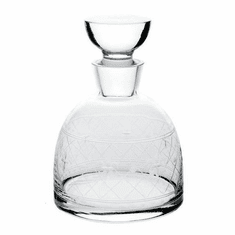 Abigails Elizabeth Criss Cross Decanter