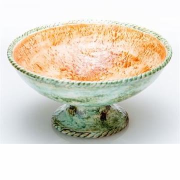 Abigails Pamplona Footed Centerpiece Bowl