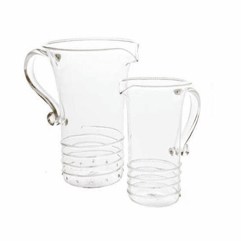 Abigails La Boheme Large Pitcher (Set of 2)