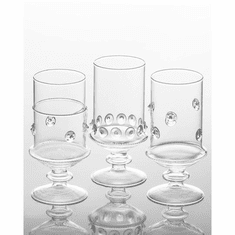 Abigails La Boheme Votive/Vase Set of 6