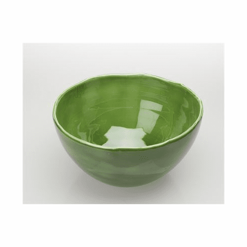 Abigails Le Moulin Ex-Large Green Bowl