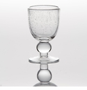 Abigails St. Remy Bubble Glass Water Glass (Set of 4)