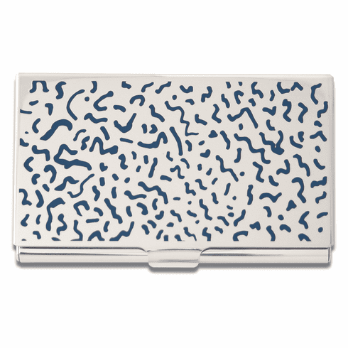 ACME Bacterio Etched Card Case