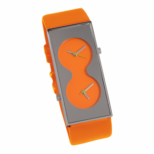 ACME Bi Orange Wrist Watch