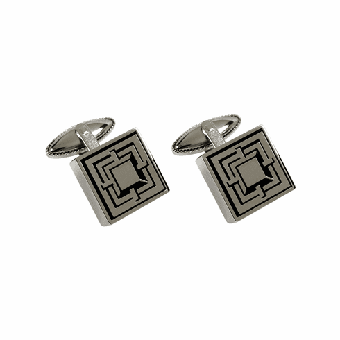 ACME Block Cuff Links