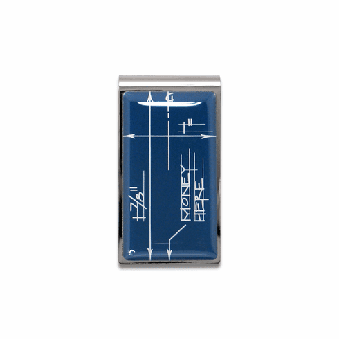 ACME Blueprint Money Clip