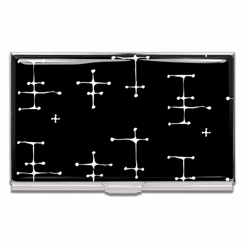 ACME Dots Etched Card Case