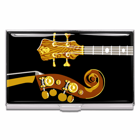 ACME Four Strings Business Card Case