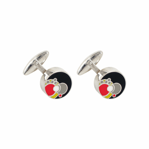 ACME Imperialblk Cuff Links