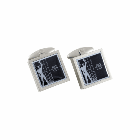 ACME Le Modulor/Figure Cuff Links
