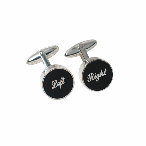 ACME Left & Right Cuff Links