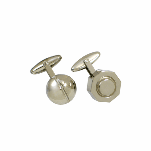 ACME Nuts & Bolts Cuff Links