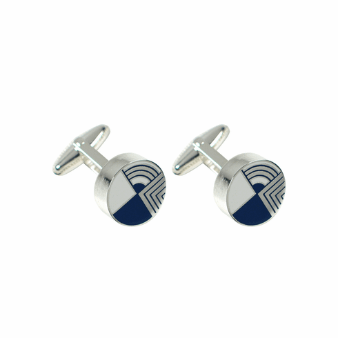ACME Round Gifts Cuff Links
