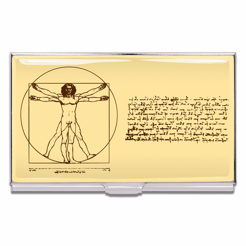ACME Science Business Card Case